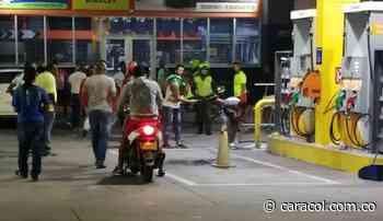 Extorsión, origen de explosión en gasolinera de Jamundí - Caracol Radio