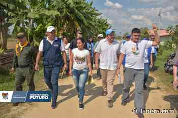 Gobernador de Arauca, delegados de la ONU y la ARN visitaron la comunidad excombatiente de las FARC en filipinas. - Llanera.com