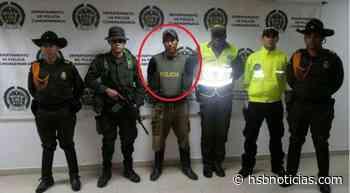 [VIDEO] Capturado presunto responsable de triple homicidio en Topaipí | HSB Noticias - HSB Noticias