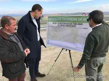 Las obras en la entrada de Arjona comenzarán en breve - Lacontradejaen