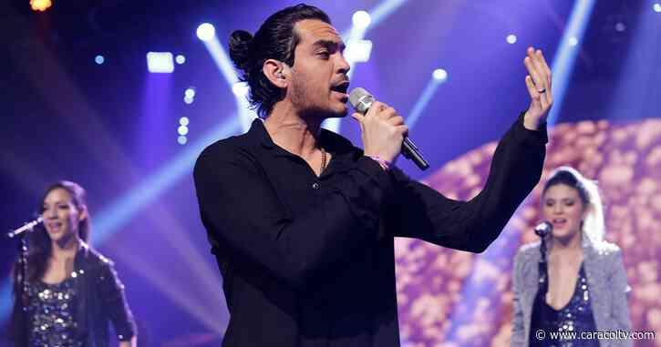 Ricardo Arjona en la semifinal de Yo Me Llamo regaló una gran interpretación - Noticias Caracol