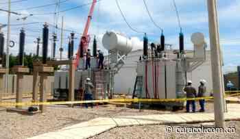 Continúan trabajos que dejarán sin energía a Arjona, Bolívar - Caracol Radio