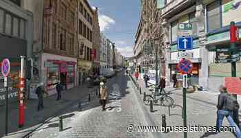 Brussels to make Rue Sainte-Catherine a car-free zone - The Brussels Times