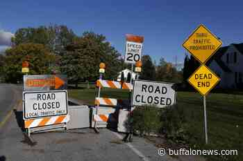 Contract awarded for repair of Tonawanda Creek Road in Clarence, closed since 2014 - Buffalo News