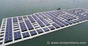 ¿Qué pasó con los paneles solares flotantes de Guatapé? - El Colombiano