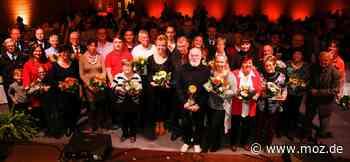 Festveranstaltung: Premiere gelungen: Ehrenamtler wurden in Fredersdorf-Vogelsdorf ausgezeichnet - Märkische Onlinezeitung