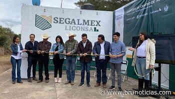 Liconsa abre nuevo centro de compra de leche en Acatic - Brunoticias