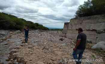 Trabajos sobre el cauce de los ríos Trampasacha y San Jerónimo - Diario El Esquiu