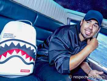 Sprayground Teams Up With Grammy-Winning DJ Afrojack For Launch of New Backpack Designed for Touring Musicians - RESPECT.