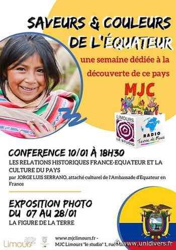 Saveurs et couleurs de l'Équateur Limours 7 janvier 2020 - Unidivers