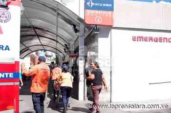 Agricultor fue herido de bala tras robo en Sanare - La Prensa de Lara