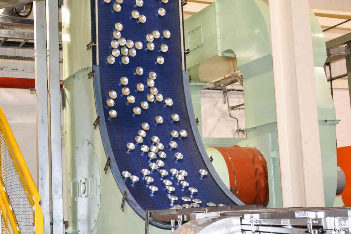 Compañía americana de envases de aluminio inicia operaciones en Guarambaré | - ip.gov.py