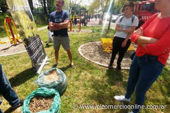 Jornada libre y gratuita de compostaje en Carapachay - elcomercioonline.com.ar