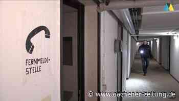 Kalten Krieg: Dieser geheimnisvolle Ort verbirgt sich unter Aldenhoven - Aachener Zeitung