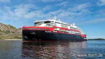 """""""MS Roald Amundsen"""": So sieht das erste Hybrid-Expeditionsschiff der Welt aus - STERN.de"""
