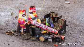 Mann sammelt Feuerwerksmüll ein, wenig später brennt sein Auto - echo24.de