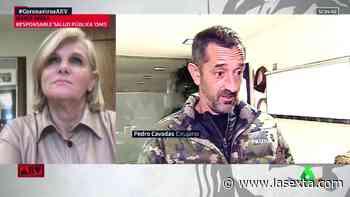 """María Neira responde al doctor Cavadas sobre el coronavirus: """"Si China quisiera esconderlo le iba a resultar muy difícil"""" - LaSexta"""