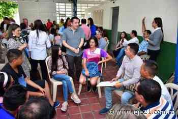 Asambleas participativas en Neira y Villamaría propusieron 5 pilares del Plan de Desarrollo 2020-2023 - Eje21