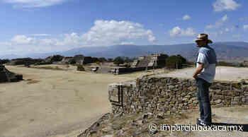 Monte Albán: la ciudad redescubierta tras los sismos - El Imparcial de Oaxaca