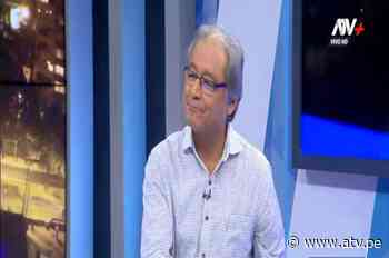 Walter Albán habla sobre los cuestionamientos contra Marco Falconí - ATV - ATV.pe