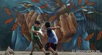 Cantagallo: las terribles condiciones en que artistas niños, jóvenes y ancianos shipibos viven hoy | FOTOS - El Comercio - Perú
