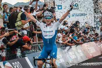 6ª Vuelta San Juan: Stybar puso el turbo - Ciclo 21