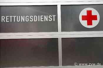 Westhausen - Fußgänger von Auto erfasst und lebensgefährlich verletzt - Zeitungsverlag Waiblingen