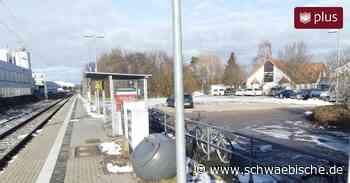 """""""Park and ride"""" in Westhausen soll attraktiver werden - Schwäbische"""