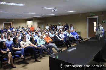 Anvisa reúne comunidade portuária no Itaqui - Jornal Pequeno