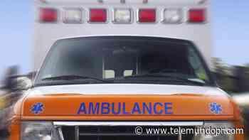 Grave motociclista que sufrió accidente en Corozal - Telemundo Puerto Rico