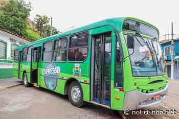 Ônibus gratuito começa a operar em Pirapora do Bom Jesus - Rede Noticiando