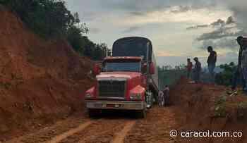 Luego de 11 días de bloqueada la vía, ingresó el gas al suroeste - Caracol Radio