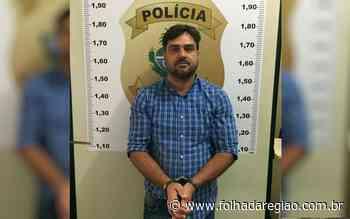 Polícia de Goiás prende comerciante foragido que atropelou mulher em Buritama - Folha da Região