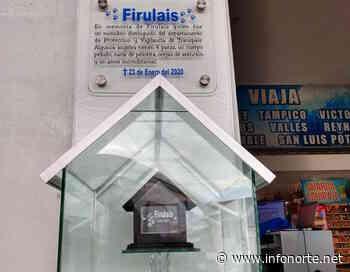 Rinden homenaje al perrito Firulais en Ciudad Mante — InfoNorte.net - InfoNorte.net