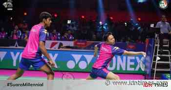 Hendra Setiawan vs Lee Yong-dae di PBL, Pune 7 Aces Kalah Telak! - IDN Times
