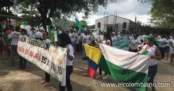 Piden que votos de Belén de Bajirá no sean para Antioquia - El Colombiano