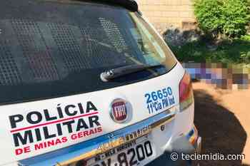 Homem é morto a tiros em Matozinhos - Tecle Mídia