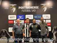 Ex-Tanabi, Carlos Bagé é apresentado em time de Portugal - Jornal A Cidade - Votuporanga