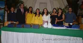 Grados del Colegio San Francisco Javier de Garagoa - El Informador - Santa Marta