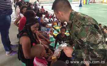 Iniciativa 'Chocó con Amor' entrega ayuda humanitaria a 6000 personas en Istmina - El País – Cali