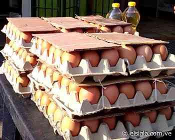 El cartón de huevos sobrepasa la cesta ticket en Mariara - Diario El Siglo