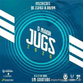 Goiatuba é escolhida para sediar os JUG's 2020 - Esporte Goiano