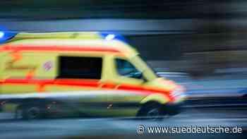 Unfall: Fußgänger im Kreis Limburg-Weilburg schwer verletzt - Süddeutsche Zeitung