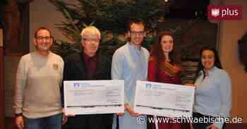 Gospelchor Aitrach spendet 4000 Euro - Schwäbische