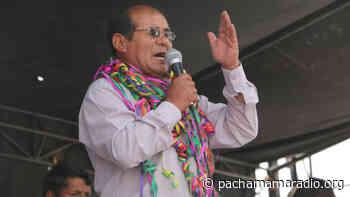 Señalan que alcalde de Atuncolla estaría postergando por cuarta vez la entrega del proyecto de mejoramiento del estadio de dicha jurisdicción - Pachamama Radio - Pachamama radio 850 AM