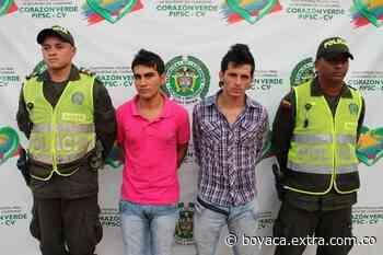 Tomaban y amenazaban en la finca El Recuerdo de Chivatá - extra.com.co