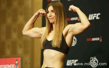 Irene Aldana, en espera de Amanda - Milenio