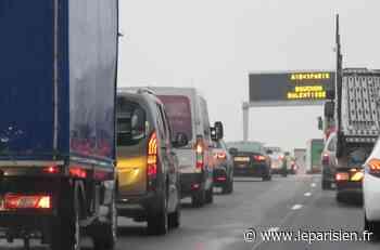 Montsoult : le nouveau tronçon de l'A16 en service - Le Parisien