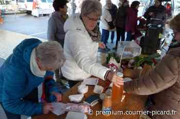 Vie commerciale : Le marché de Corbie avancé au mardi 24 décembre - Courrier picard