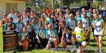 Atletas farturenses se destacam em corrida em Santa Cruz do Rio Pardo - Jornal Sudoeste Paulista